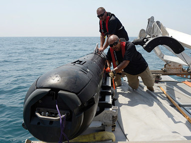 Hydroid to ramp-up production of MK 18 Kingfish unmanned underwater vehicle | robotique & simu | Scoop.it