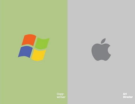 COPYWRITERS VS ART DIRECTORS   My Graphic&Web World   Scoop.it