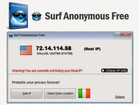 Surf Anonymous Free: rendi anonima la tua navigazione sul web   my blog   Scoop.it