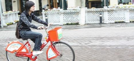 La Chine, paradis du vélo en libre partage? En nombre de vélos par habitant, c'est la France qui reste en tête | Chine & Intelligence économique | Scoop.it
