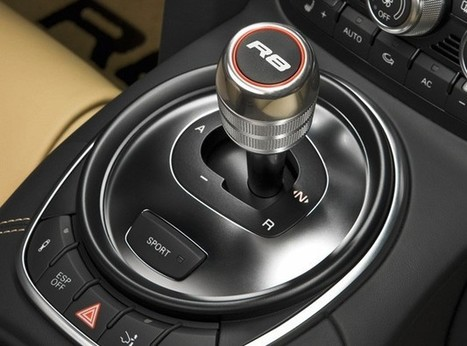 2014 Audi R8 to do away with manual gearbox | The DATZ Blast | Scoop.it