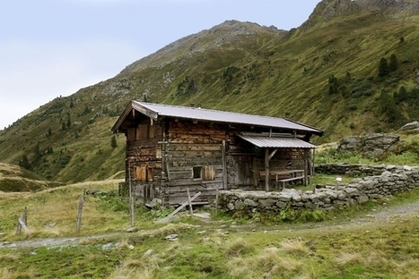 The crazy stuff of renting alpine huts in Tyrol : the new trend for next summer | Alpine hotels | Scoop.it