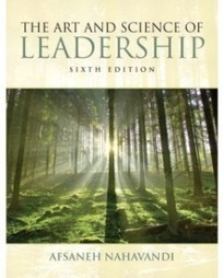Test Bank For » Test Bank for The Art and Science of Leadership, 6th Edition: Afsaneh Nahavandi Download   zero   Scoop.it