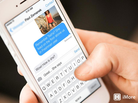 Having trouble with iMessage or FaceTime on iOS 7? Here's how to fix it! | Technology Tools for the classroom | Scoop.it