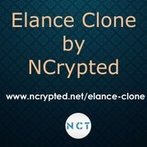 Elance Clone | Visual.ly | Elance Clone | Elance Clone Script | Freelance Marketplace Clone - NCrypted | Scoop.it