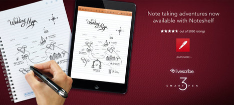 Livescribe :: Never Miss A Word | Tablet opetuksessa | Scoop.it