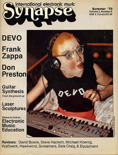 Read Vintage Issues of 'Synapse the Electronic Magazine' in their Entirety | Random Ephemera | Scoop.it