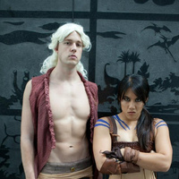And now, sex-swapped Khal Drogo and Daenerys cosplayers   Cosplay News   Scoop.it