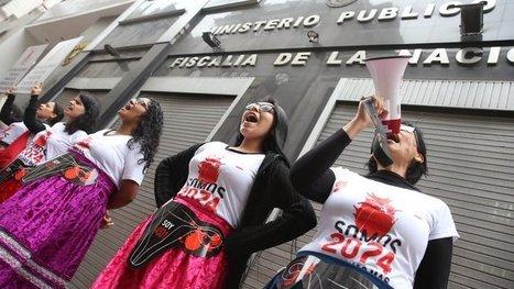 El día en que las peruanas nos REBELAMOS | MAZAMORRA en morada | Scoop.it