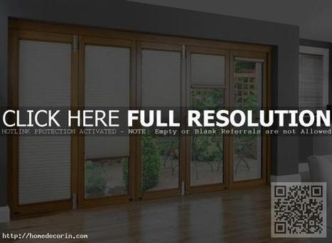 Blinds for Sliding Doors Ideas | Home Designs an Decorating Ideas | Scoop.it