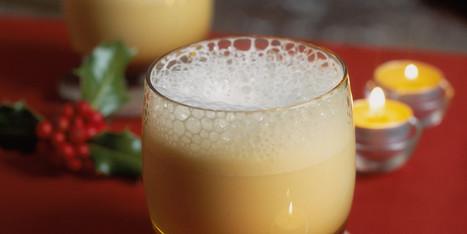 L'Eggnog, le cocktail traditionnel de Noël   Book - Articles de presse   Scoop.it