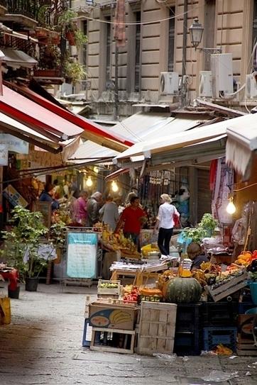 A Itália redescobre feiras e mercados | Urban Life | Scoop.it