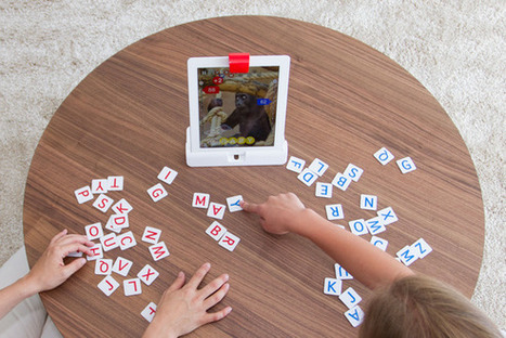 Osmo review: Hands-on iPad games with real pieces give kids new ways to play - Macworld | Technology in Education | Scoop.it