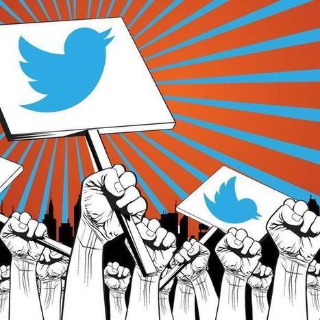 What Happens to Social Media After a Twitter Revolution? | sabkarsocialmediaInfographics | Scoop.it