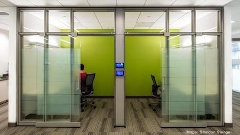 How to design workspaces that support employee mental health - The Business Journals | Human Factors Design | Scoop.it