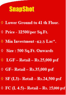 Wave One Noida, Wave One Sector 18 - 9999999237   Wave City Center   Scoop.it
