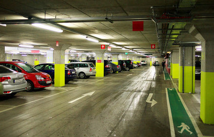 Importance of finding the best car park | Blog | Scoop.it