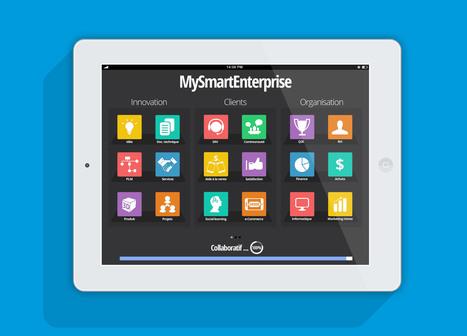 Projet bourse | Entreprise numérique | Scoop.it