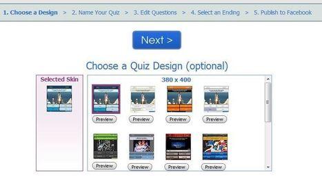 Quiz Revolution, cuestionarios educativos con elementos multimedia | Educacion en la era Digital | Scoop.it