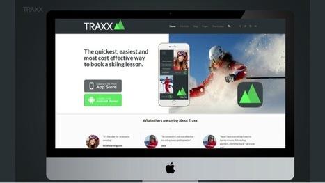 Traxx : Revolutionising ski schools | Tourisme | Scoop.it