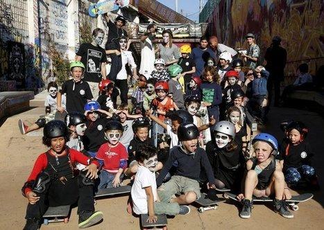 La génération Skatepark sous les feux de la rampe | La revue de presse 2014 de la Friche la Belle de Mai | Scoop.it