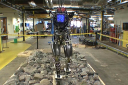 Robot Walks Like a Human Over Field of Rubble | Managing Technology and Talent for Learning & Innovation | Scoop.it