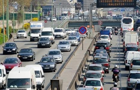 Pic de pollution: «Si vous roulez vitres fermées, vous avez tout faux» | Toxique, soyons vigilant ! | Scoop.it