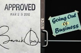 Poll: 41% Of Small Businesses Froze Hiring Due To Obamacare, 19% Have Laid ... - Mediaite | Small Business Workforce Development | Scoop.it