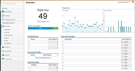Beginner's Guide: How to Use Google Analytics for Your WordPress ... | Google Analytics for the Beginner | Scoop.it