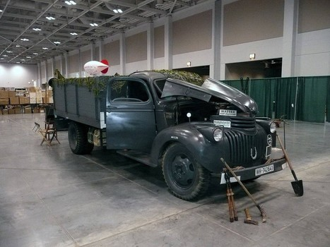 Chevrolet 1.5 Your Truck – Walk Around | History Around the Net | Scoop.it