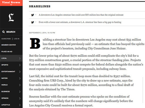Designing Website Text for Readability - Designmodo | Web Design | Scoop.it