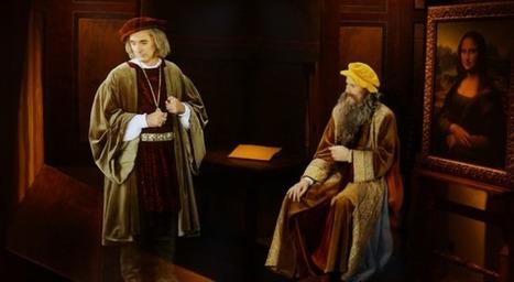 Léonard de Vinci, ou l'homme qui venait du futur | Clic France | Scoop.it