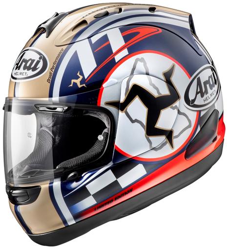 Arai RX7-GP New Isle of Man 2015 Edition | Monarch Honda Power Sports | Scoop.it