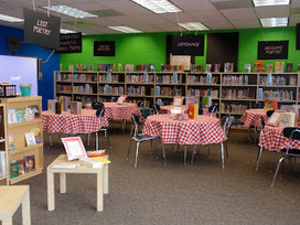 A Year of Reading: POETRY PICNIC! | Media Center | Scoop.it
