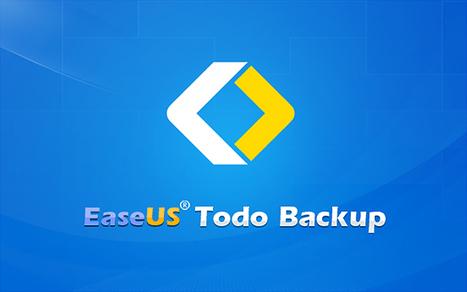Sauvegarder/cloner son disque dur avec EaseUS Todo Backup Home ! | Au fil du Web | Scoop.it