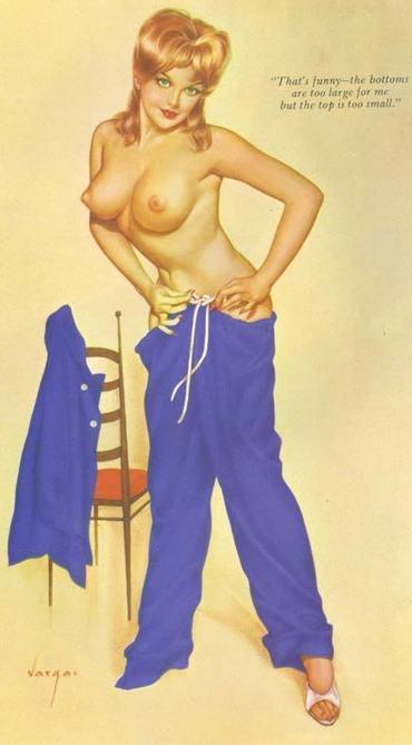 Daily PinUp. Alberto Vargas | Fine girls | Scoop.it