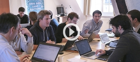[Vidéo] Un open data camp (hackaton) , c'est quoi ? | Actualités monde de la santé | Scoop.it