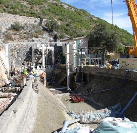 Gros travaux d'entretien <br/>sur le canal de Marseille   Eaux de Marseille   Scoop.it