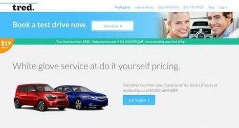 Tred - Testez les voitures côte à côte de votre porte   TeraPedia - Top Sites et Des Meilleurs Outils   TeraPedia Co   Scoop.it