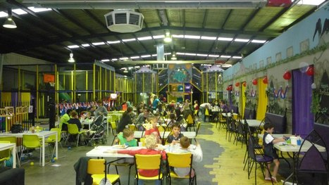 Make a Birthday Party Special - Indoor Play Centre, Birthday Party Ideas | Womens Cancer Pregnancy Care - Caring Gynae | Scoop.it