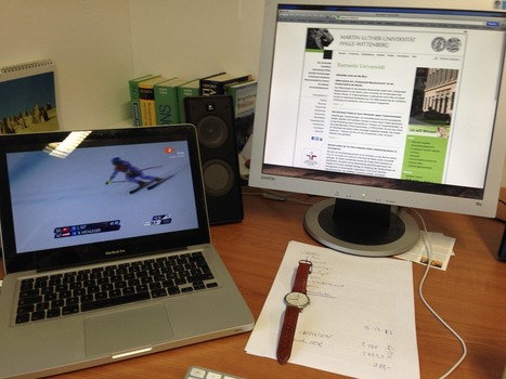 Digital wird normal (1): Digital Natives lernen anders | Landwirtschaft studieren | Scoop.it