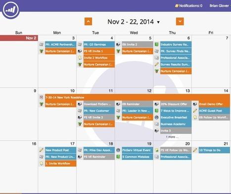 Marketo met l'agenda partagé au service des équipes marketing | Collaboratif-Info | Web collaboratif | Scoop.it