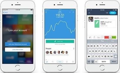 C'est pas mon idée !: Robinhood veut devenir le Facebook du trading   La banque digitale   Scoop.it