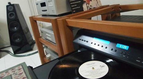 Les platines vinyle laser d'ELP peuvent lire des disques vinyles sans même les toucher | Pierre-André Fontaine | Scoop.it
