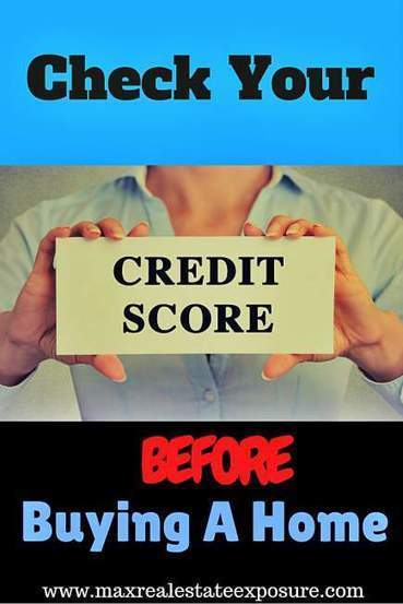 Checking Your Credit Score Before Buying a House | Nova Scotia Real Estate | Scoop.it