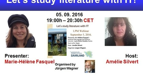 Globinars: Webinar: Let's study literature with IT! | Classe inversée -- Expérimentation -- Recherches | Scoop.it