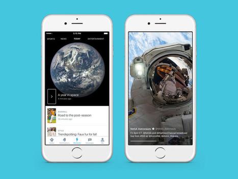 Meet Moments, Twitter's Most Important New Feature Ever   Digital Disruptors   Scoop.it