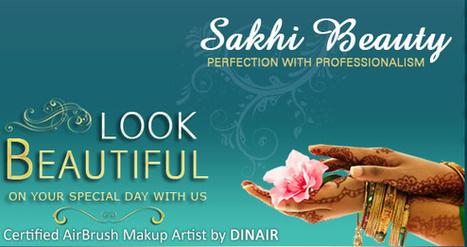 certified airbrush makeup artist in NJ   Sakhi Beauty   Indian Wedding Hair and Makeup in Parlin, NJ - SakhiBeauty   Scoop.it