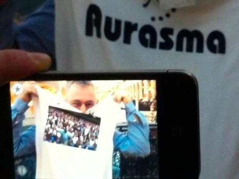 Aurasma launches augmented reality 3D engine at CES | Augment My Reality | Scoop.it