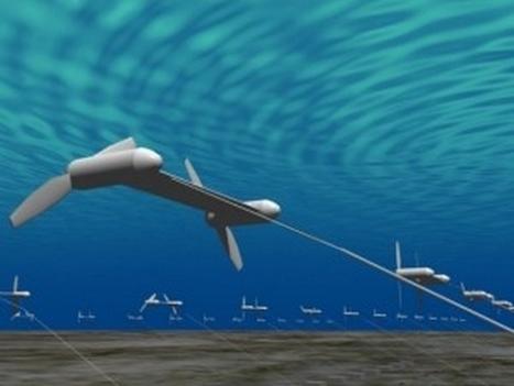 Japon : les courants océaniques comme énergie d'avenir | Le flux d'Infogreen.lu | Scoop.it